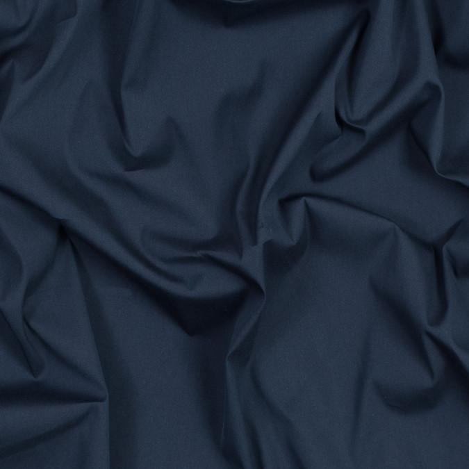 theory sky captain blue stretch cotton shirting 317691 11