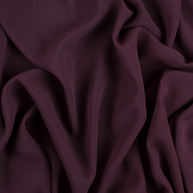 theory stretch dark plum silk chiffon 308671 11