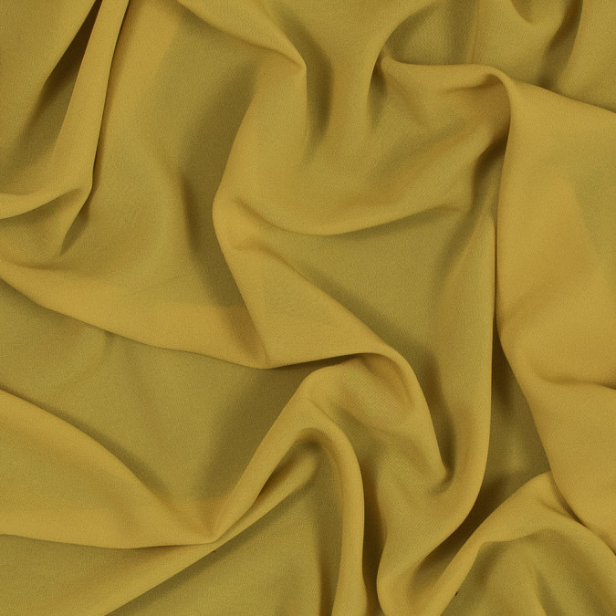 theory turmeric polyester georgette 318700 11