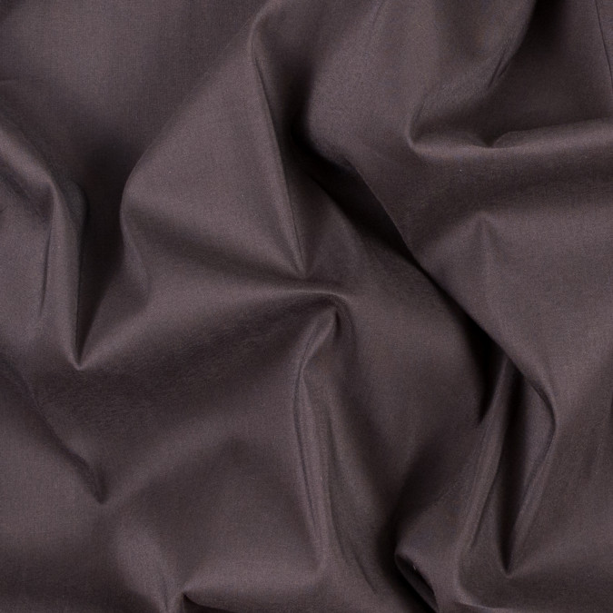 turkish coffee stretch cotton voile 311618 11