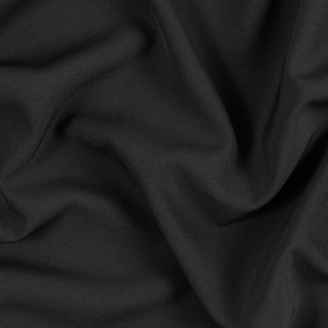 turkish coffee stretch polyester double cloth 314219 11