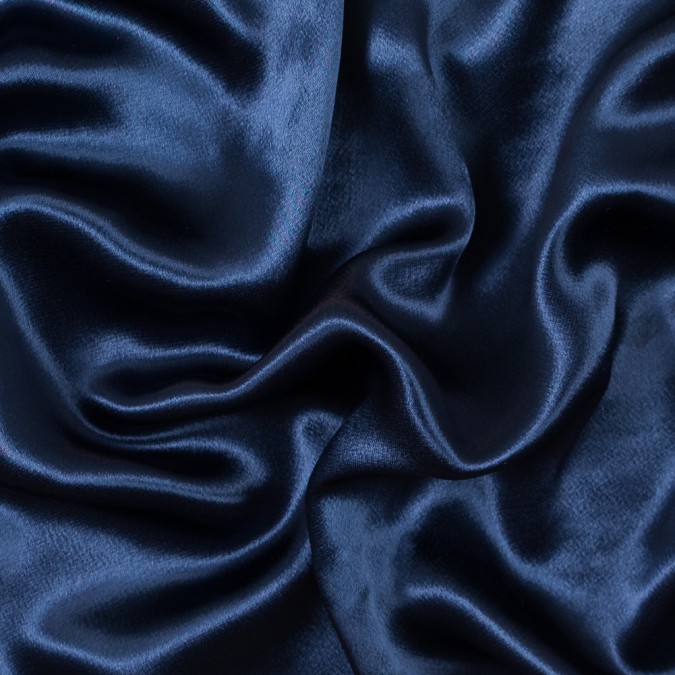 twilight blue polyester and rayon satin 315475 11