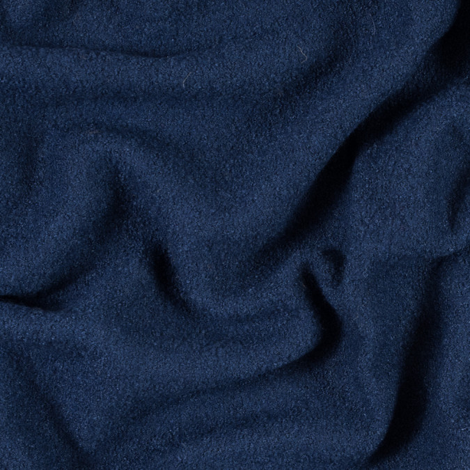 twilight blue solid boiled wool 313439 11