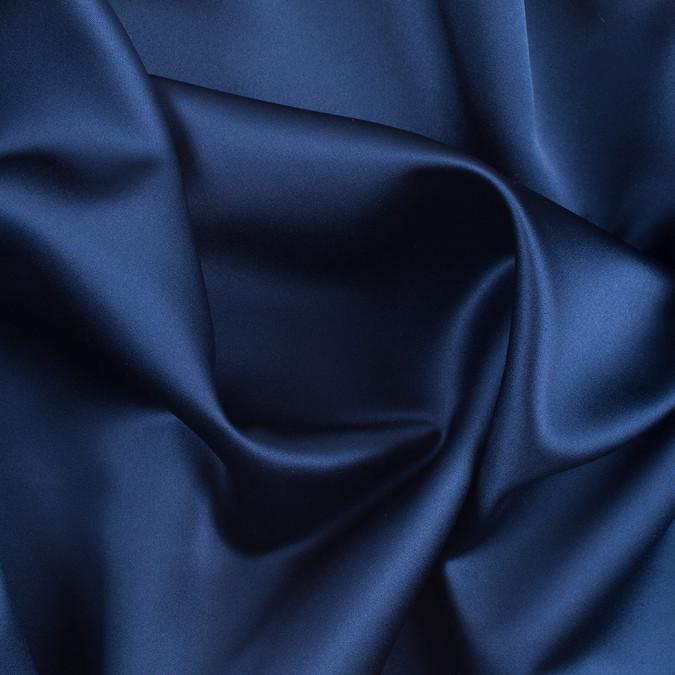 ultra indigo solid polyester satin ms indigo 11