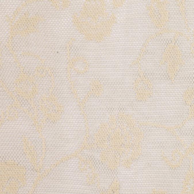 vanilla custard floral crochet lace fp22183 11