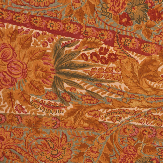 vintage paisley cotton print fc12832 11