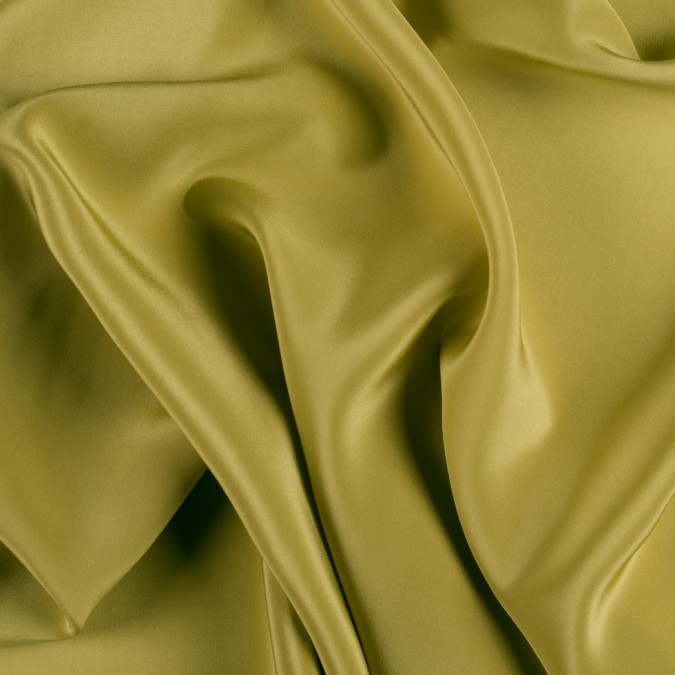 warm olive silk crepe de chine pv1200 134 11