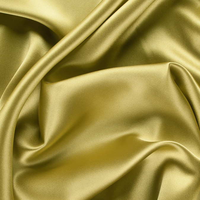 warm olive stretch silk charmeuse pv1500 134 11