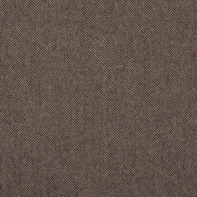 warm taupe herringbone lightweight wool coating 315201 11