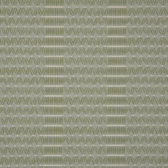 whisper green textural chevron striped woven 310945 11