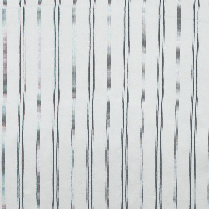 whisper white and black striped silk charmeuse 315695 11