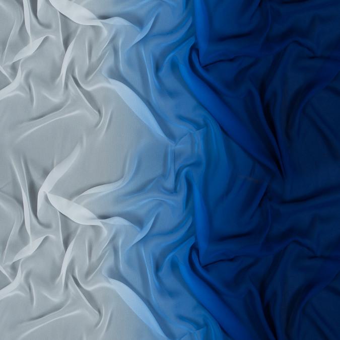 whisper white and mazarine blue ombre silk chiffon 318581 11