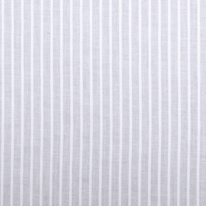 white bengal striped cotton voile 308656 11
