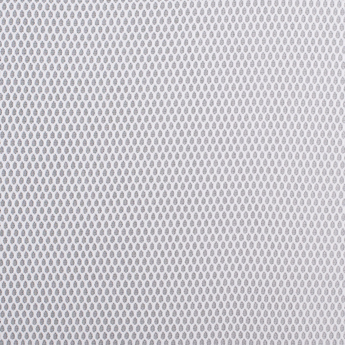 white birdseye pique polyester mesh 308712 11