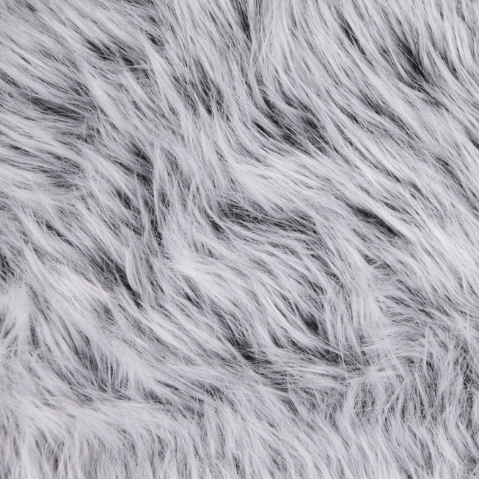 white black solid faux fur fp25232 11