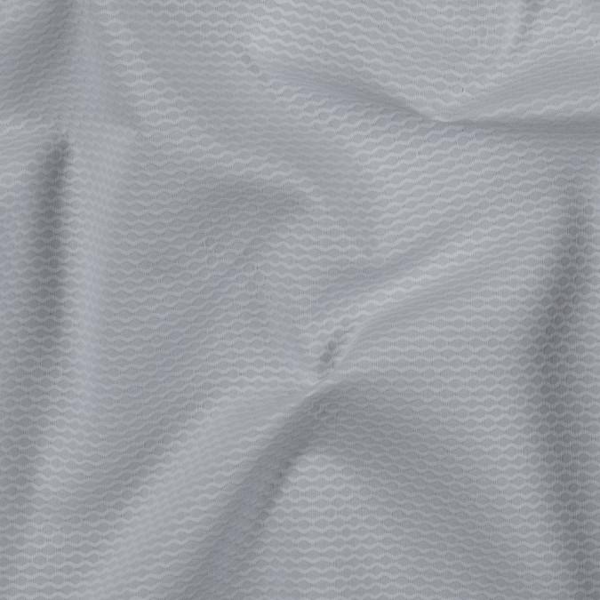 white cotton bullseye pique 314097 11