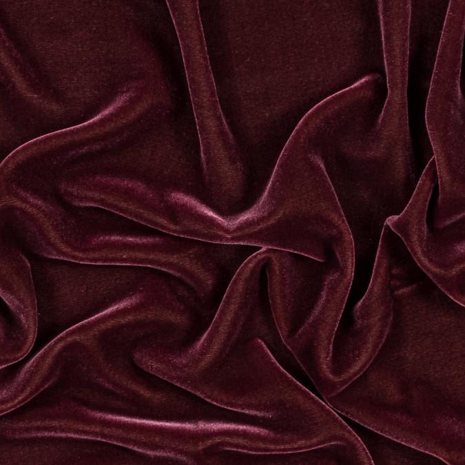 wine silk and rayon velvet 319287 11