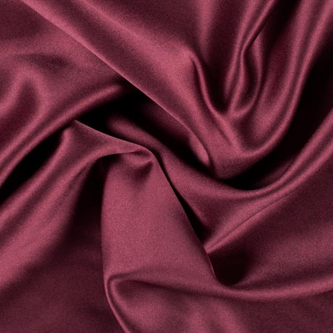 wine silk crepe back satin pv8000 171 11