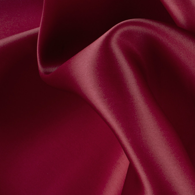 wine silk satin face organza pv4000 171 11