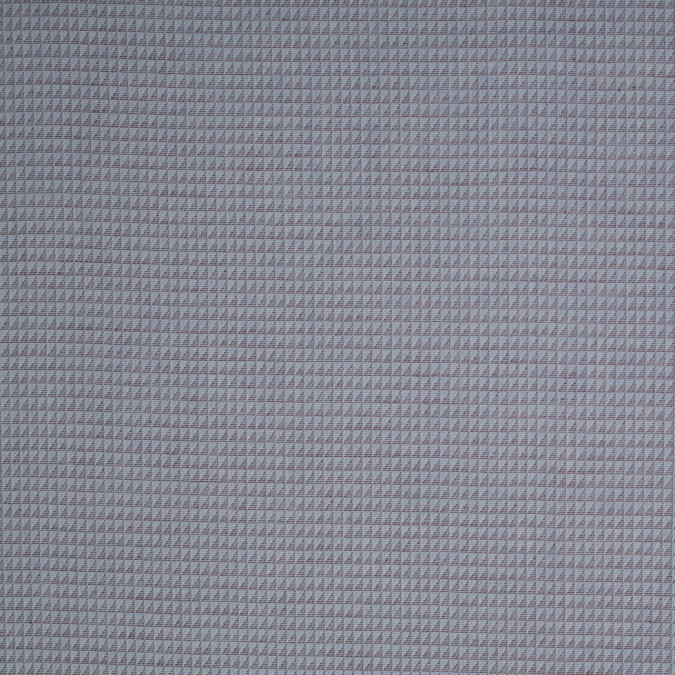 winter sky and brown geometric cotton woven 305573 11