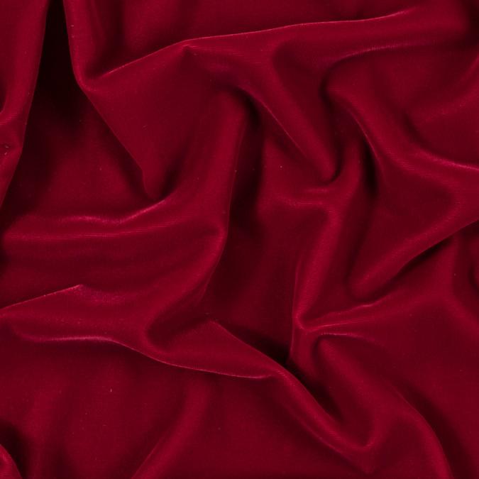 x mas red 100 micro polyester velvet 312816 11
