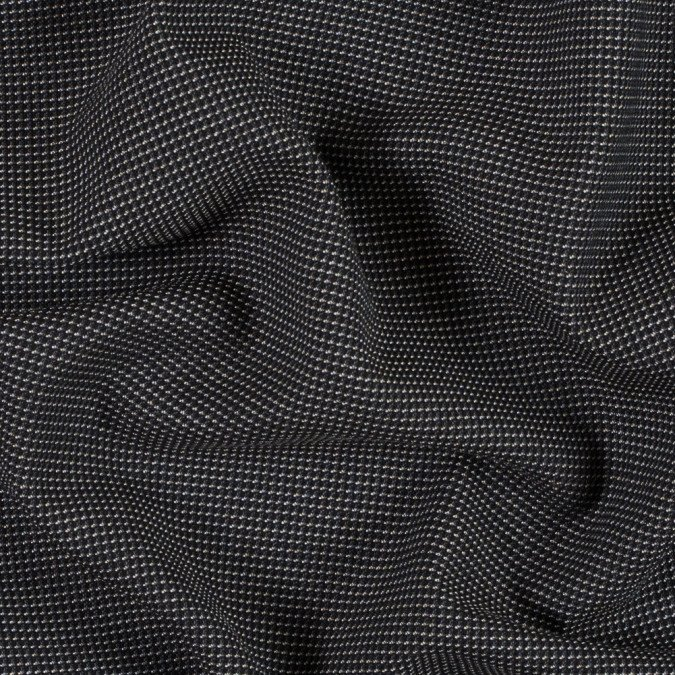 xarmani black and oatmeal stretch wool tweed 314399 11 jpg pagespeed ic G8cGy7tAzf