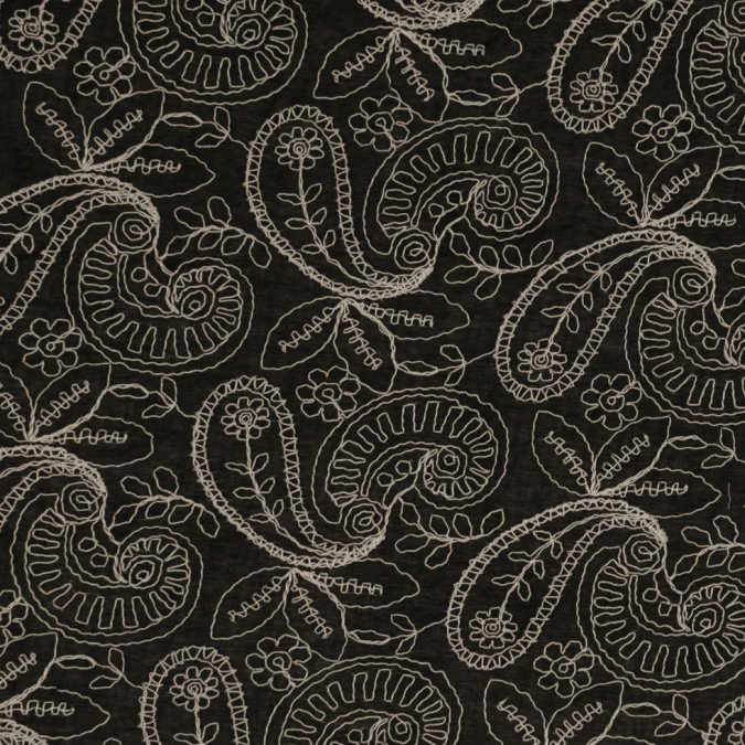 xblack beige paisley embroidered cotton voile fc25310 11 jpg pagespeed ic DM8xzgy0bC