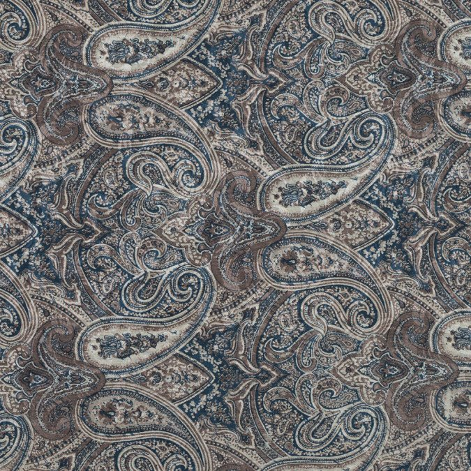 xblue and taupe paisley printed silk and cotton faille 319671 11 jpg pagespeed ic eJg5E2Egze