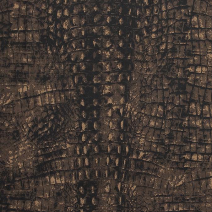 xbrown alligator printed stretch waxed cotton 317451 11 jpg pagespeed ic BiCnGoq0aV