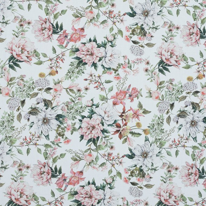 xmood exclusive les fleurs de l amour pink and green cotton poplin md0025 11 jpg pagespeed ic zVY0T6cBSR