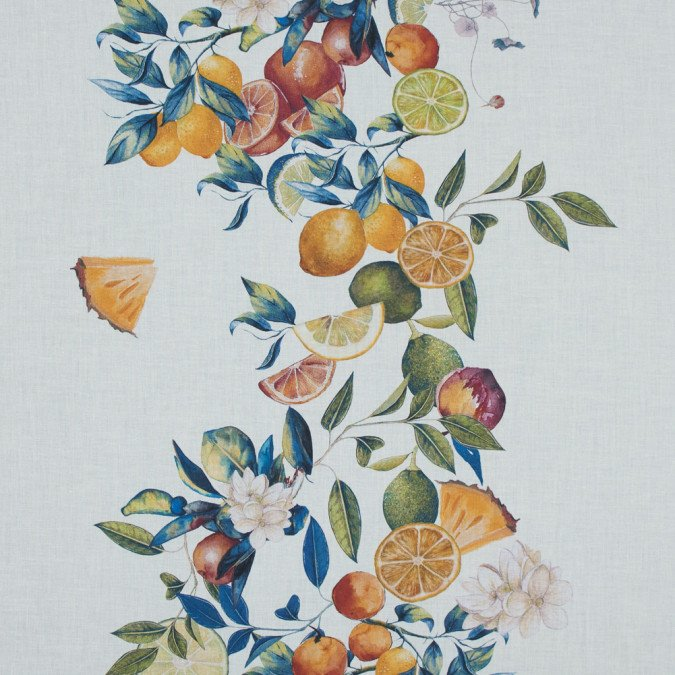 xmood exclusive panier de fruits blue and orange printed cotton voile md0016 11 jpg pagespeed ic SS Nfpt1Vp