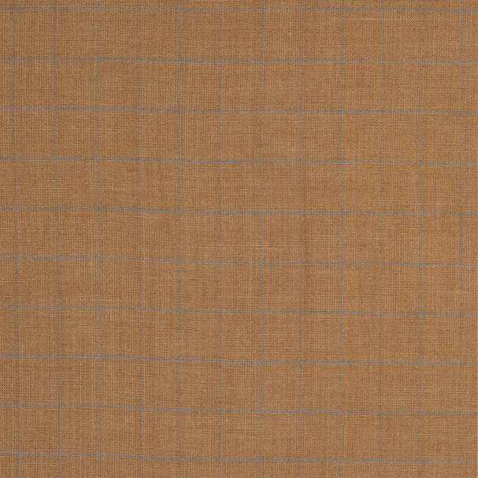 xtaffy beige and blue windowpane check linen woven 317715 11 jpg pagespeed ic tICZYUhZkP