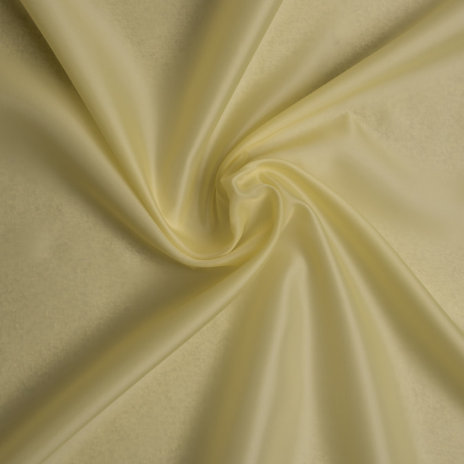yellow polyester lining 309325 11